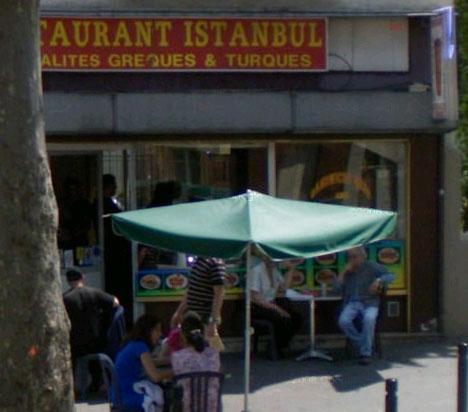 Istanbul grill à Paris 05