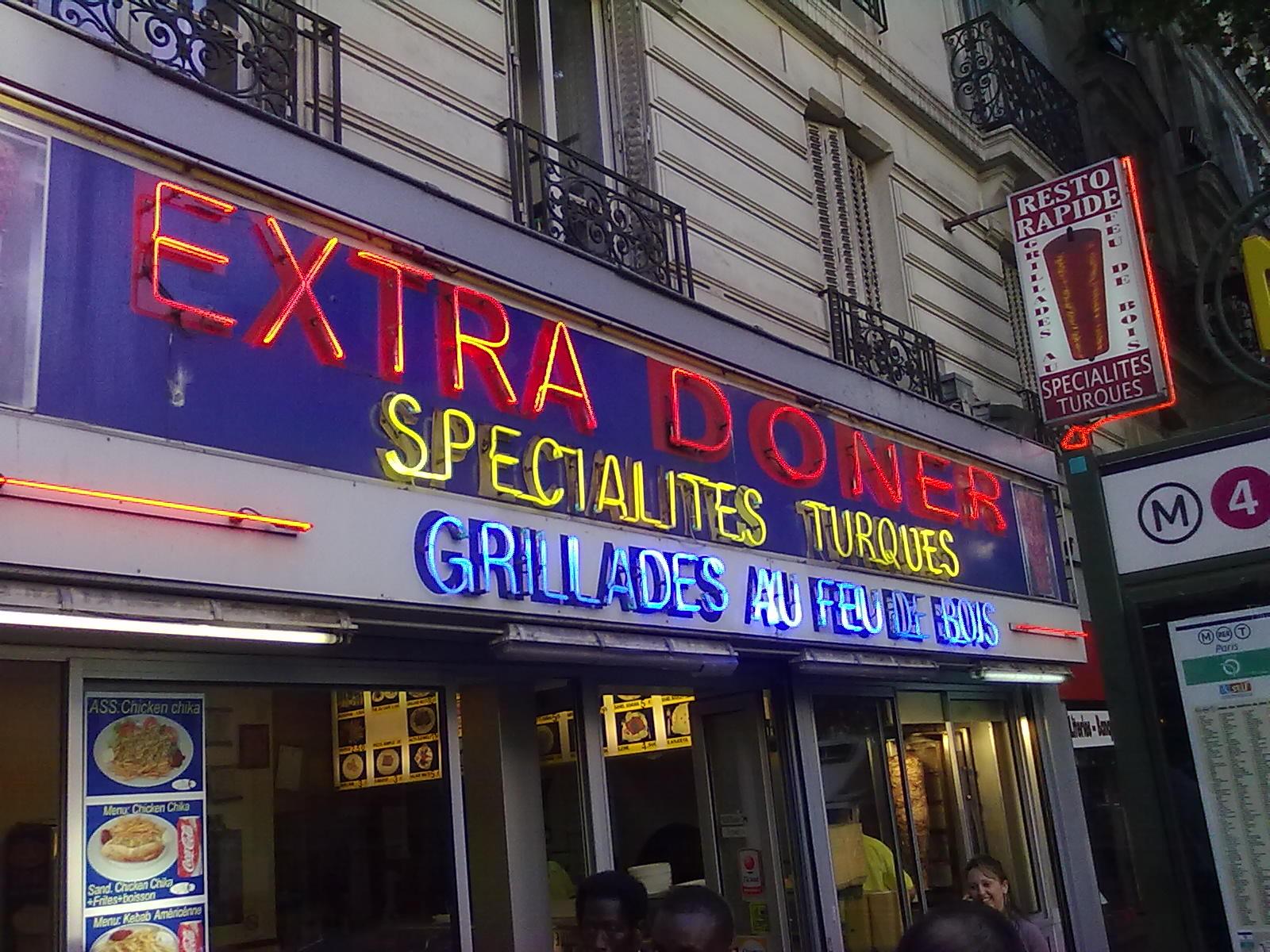 Extra Doner - Paris 18