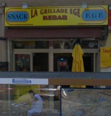 La grillade kebab ege - Toulon