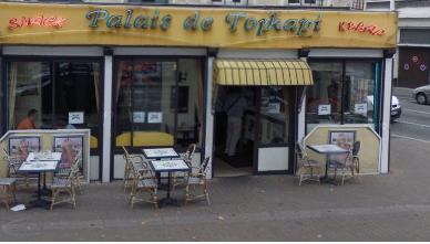 Palais De Topkapi à Le Havre