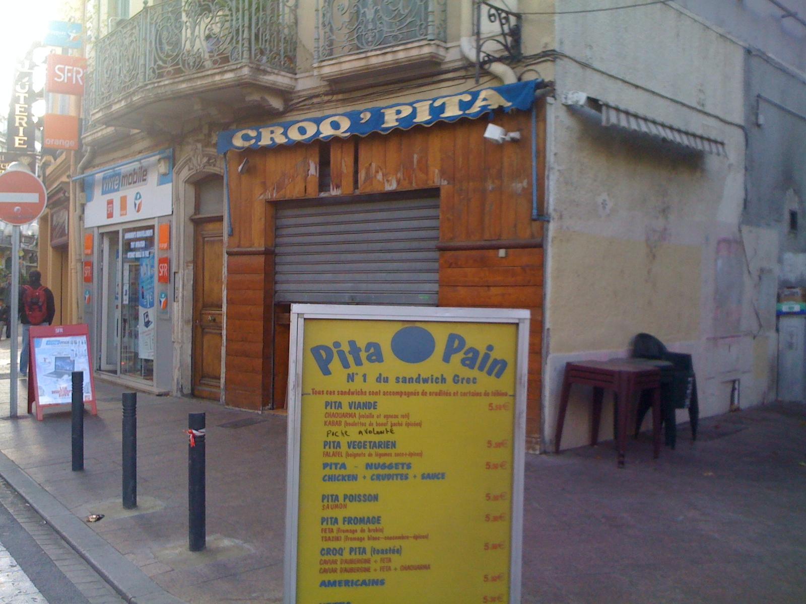 Croq-Pita