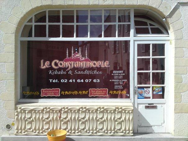Le Constantinople
