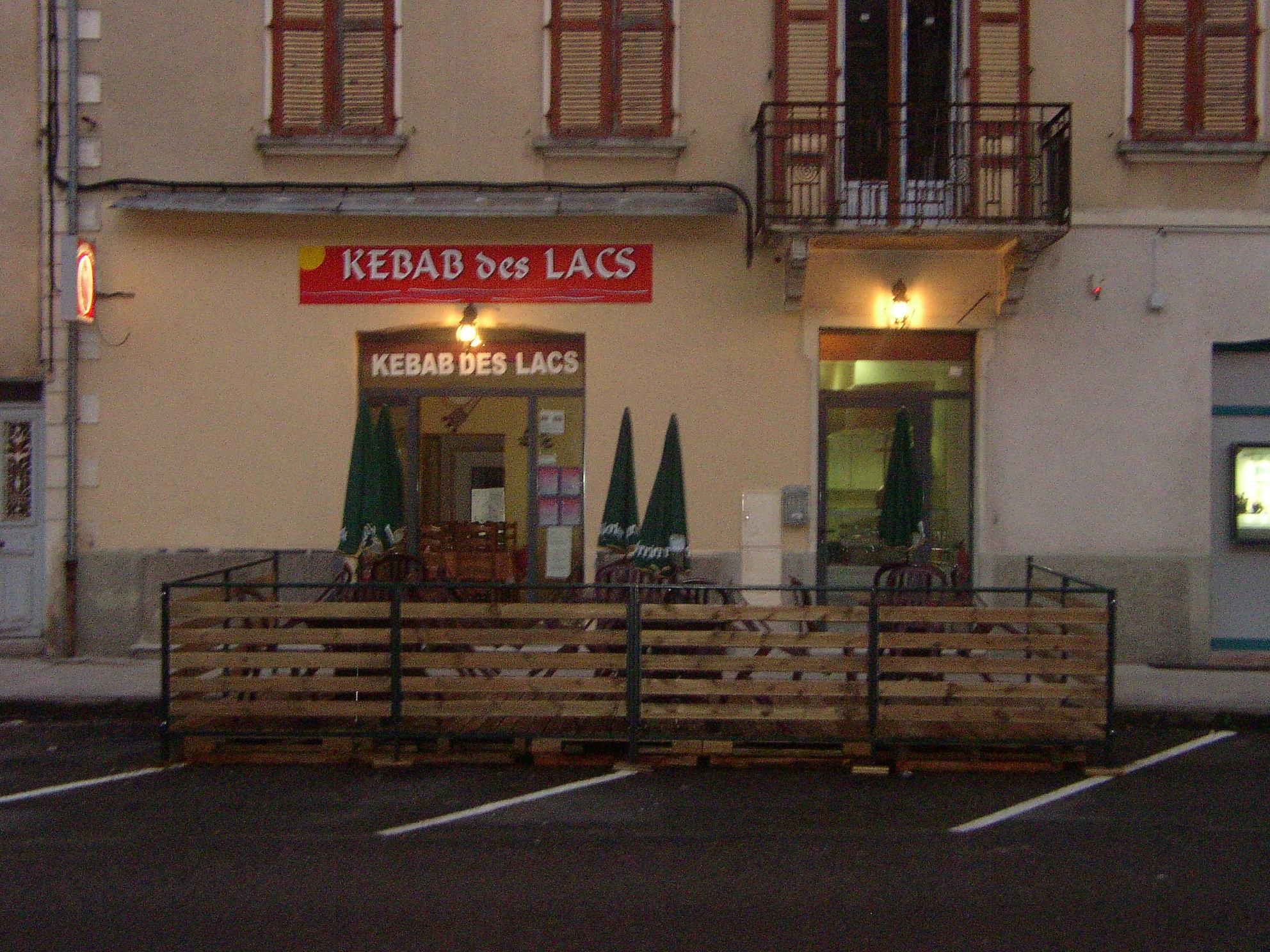 Kebab des lacs