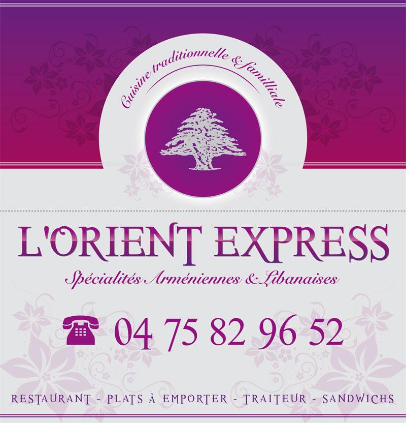 L'Orient Express - Bourg-lès-Valence