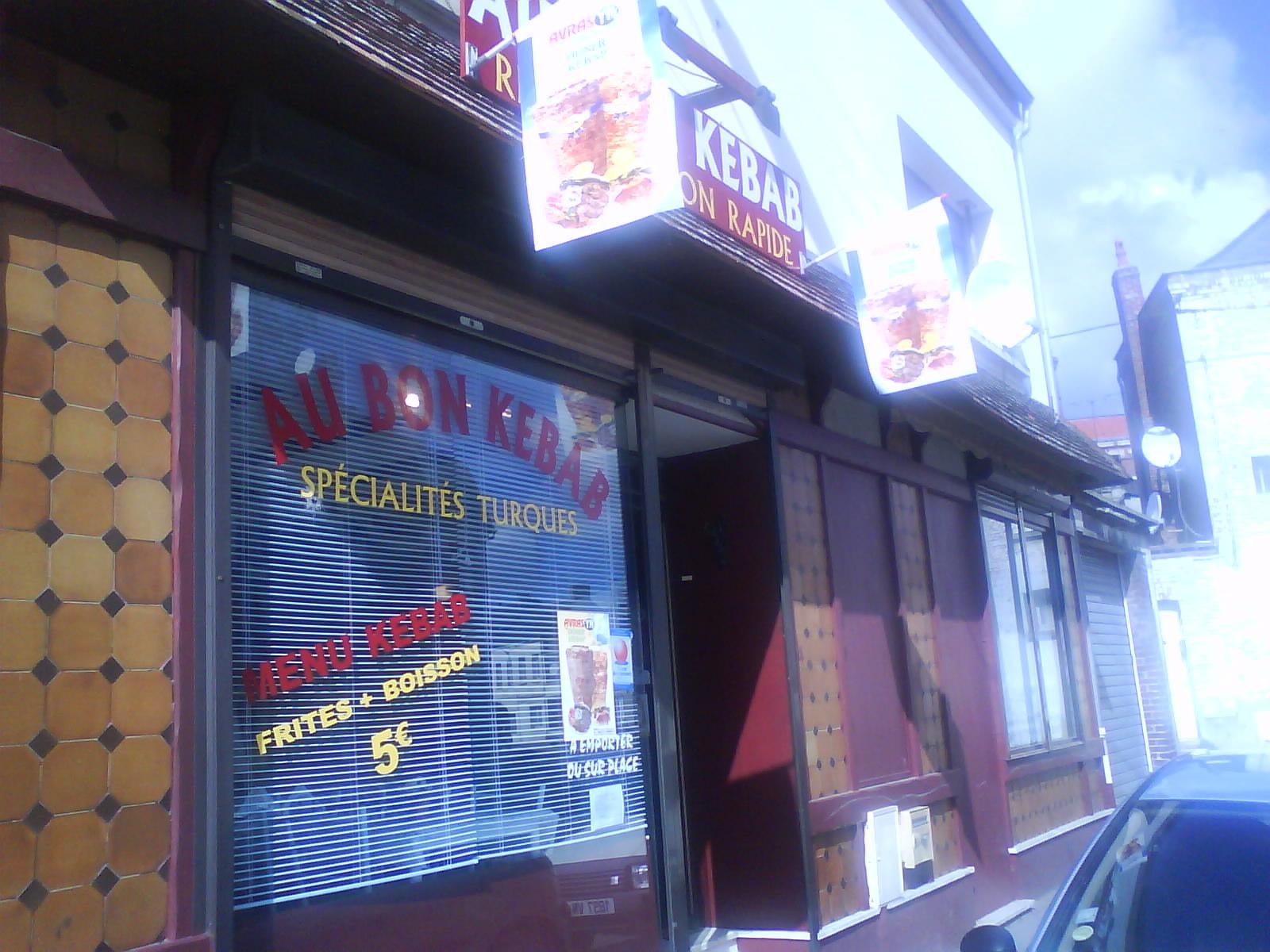 Au Bon Kebab