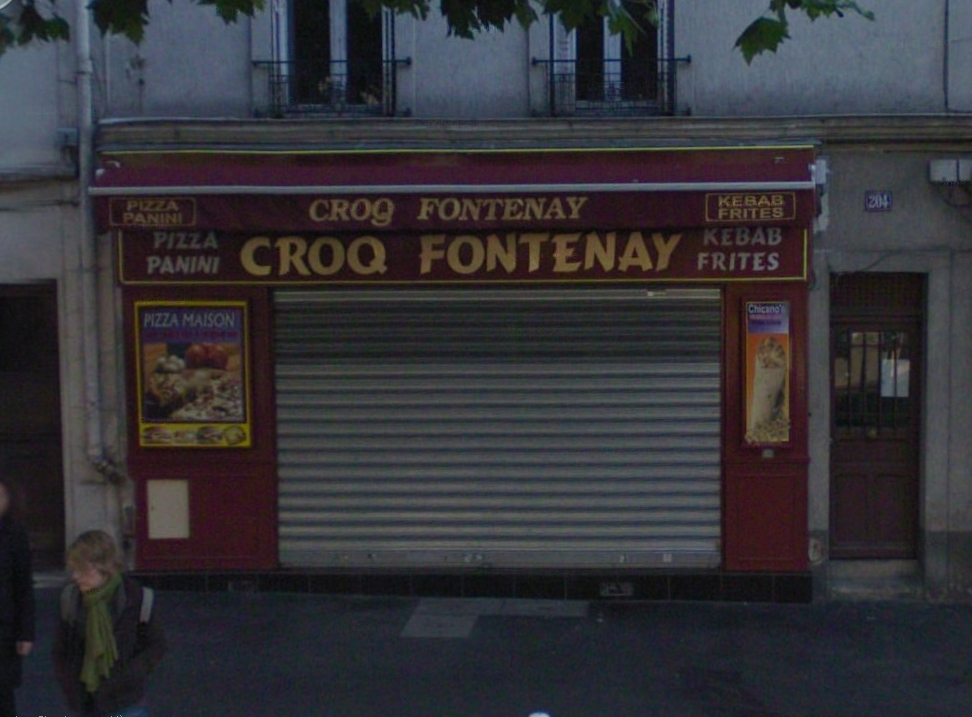 Croq Fontenay - Vincennes