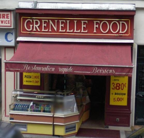 Grenelle Food - Paris 15