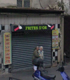 Frites d'Or