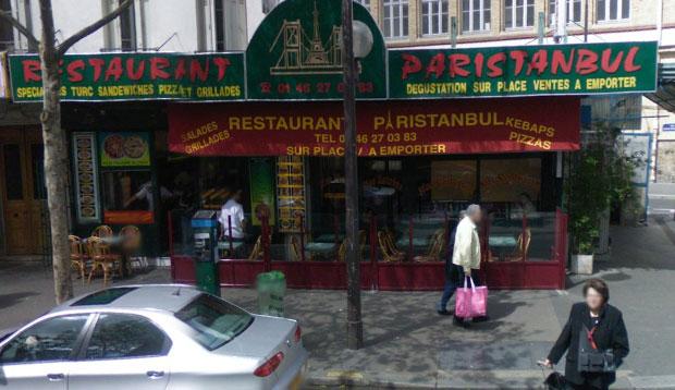 Restaurant Paristanbul