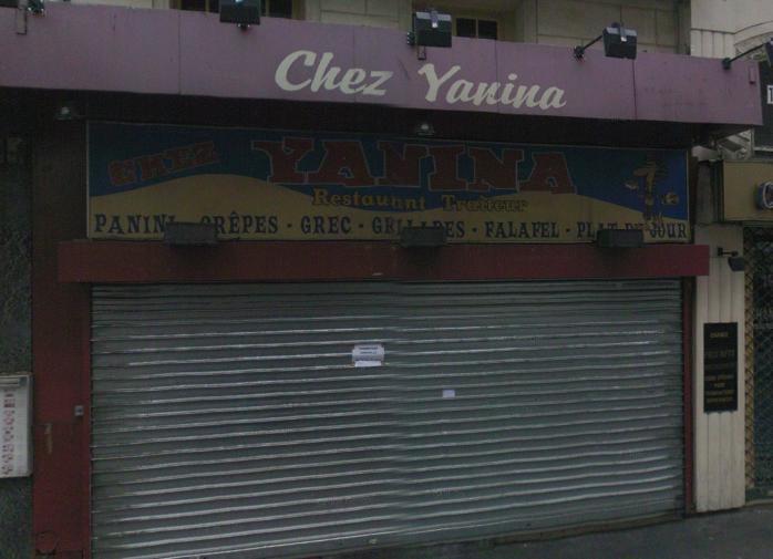 Chez Yanina