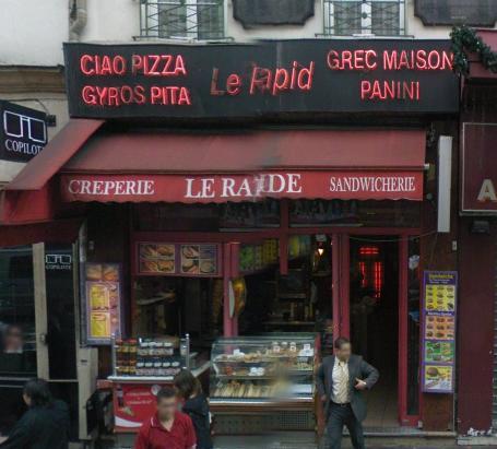 Le Rapide Montmartre