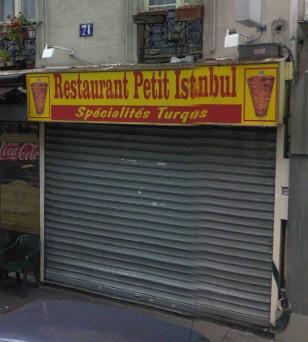 Restaurant Petit Istanbul