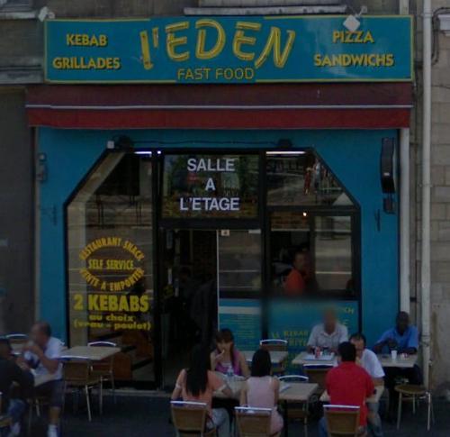L'Eden - Caen
