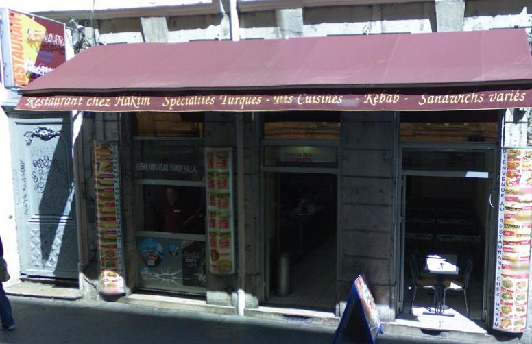 Chez Hakim à Lyon