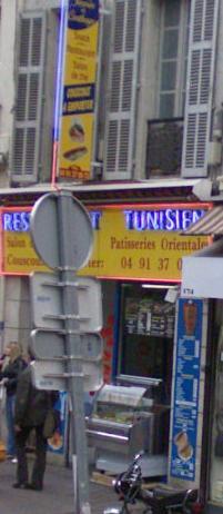 Le Djerba à Marseille