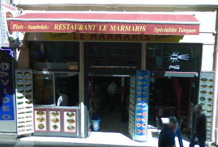 Le Marmaris à Lyon