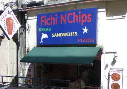 Fichi N'Chips à Lyon