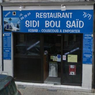 Sidi bou said angers avis tarifs horaires t l phone for Sidi bou said restaurant