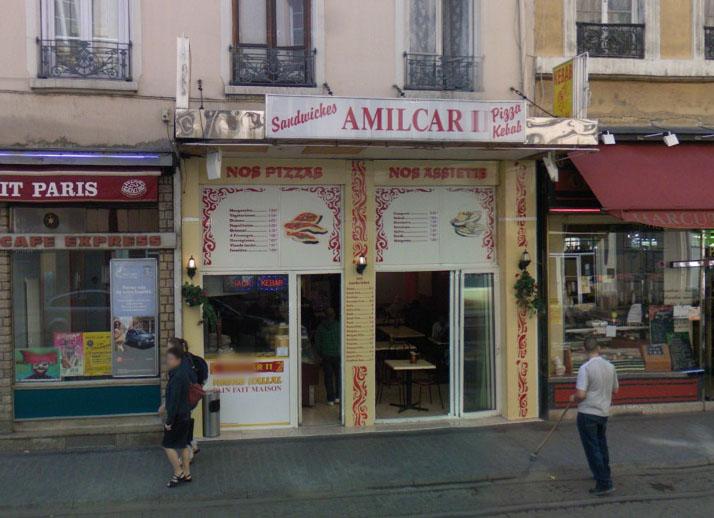 Amilcar II à Lyon