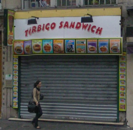 Tubigo Sandwich