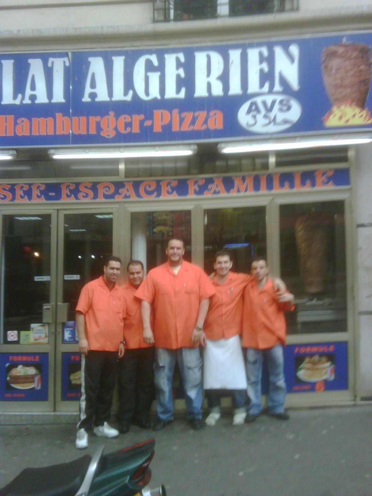 Chez Karim - Resto grec plat algérien