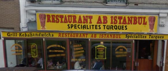 Restaurant AB Istanbul