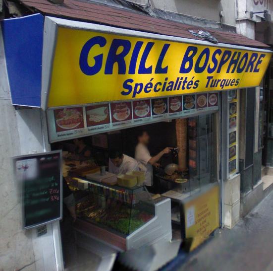 Grill Bosphore à Paris 09