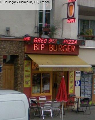 Bip Burger - Boulogne-Billancourt
