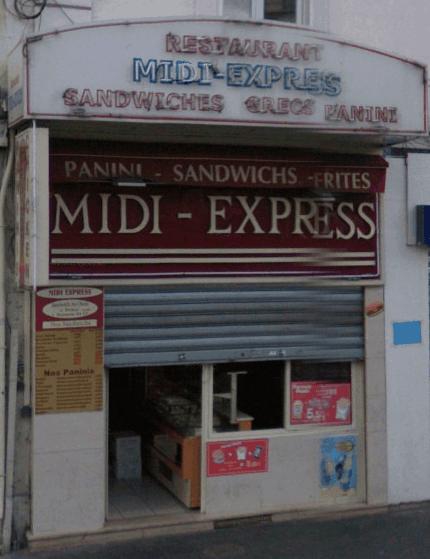 Midi Express à Boulogne-Billancourt