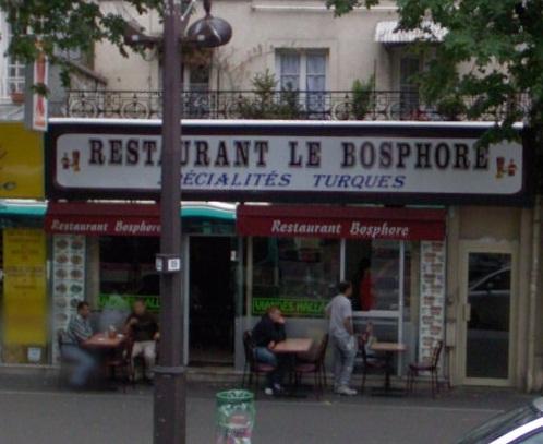 Bosphore - Paris 13