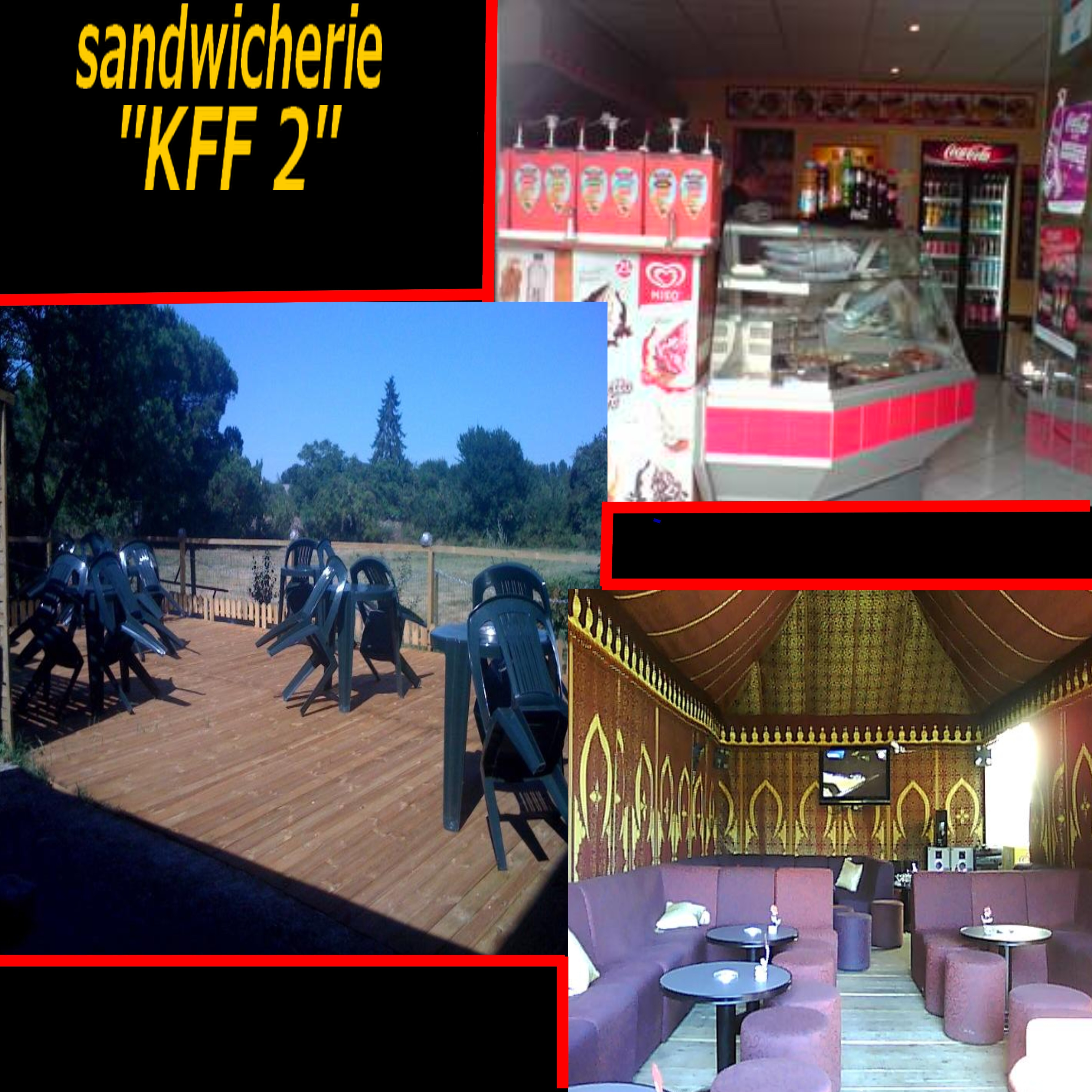 Kacel Fast Food 2 - Langon