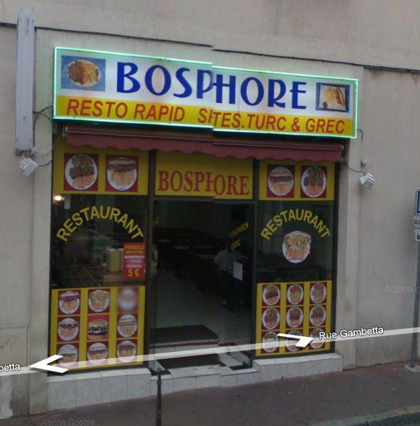 Bosphore à Arpajon