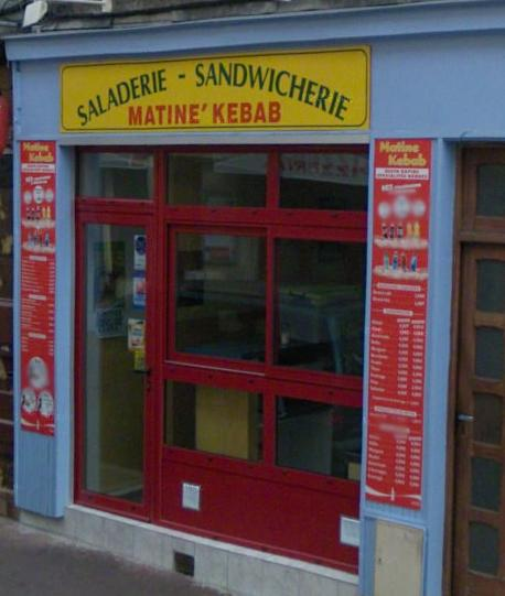Matine Kebab à Limoges