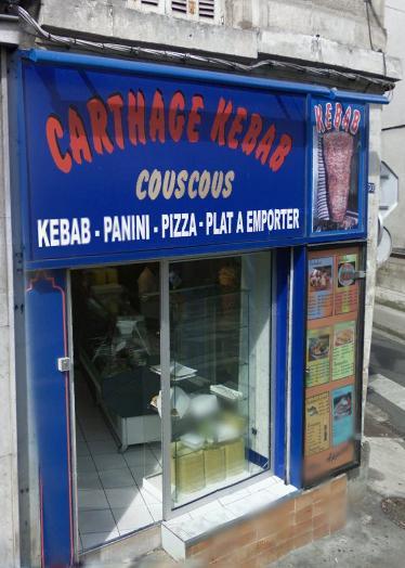 Carthage Kebab - Poitiers