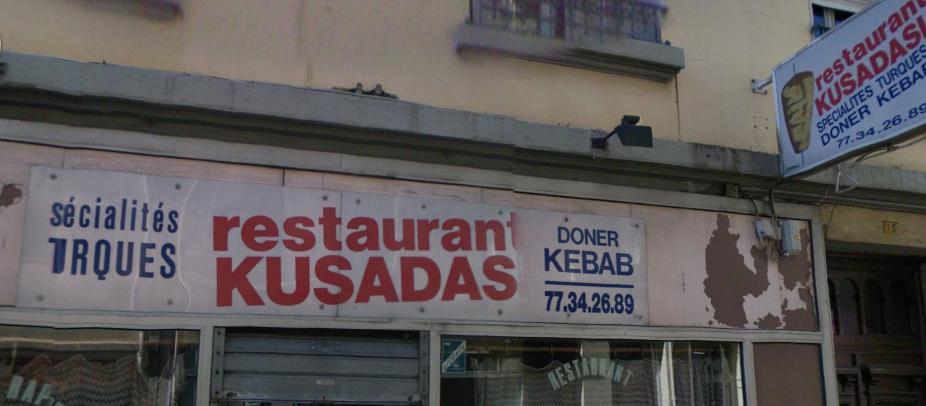 Restaurant Kusadas