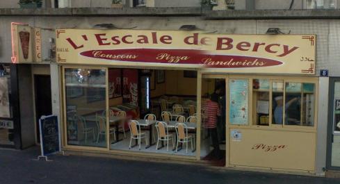 L'escale de Bercy - Paris 12