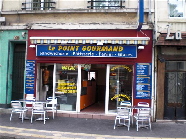 Le Point Gourmand