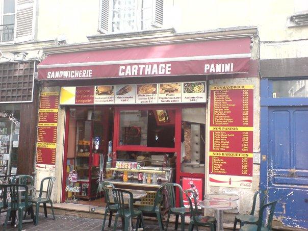 Le Carthage à Tours