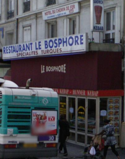 Le Bosphore - Paris 10