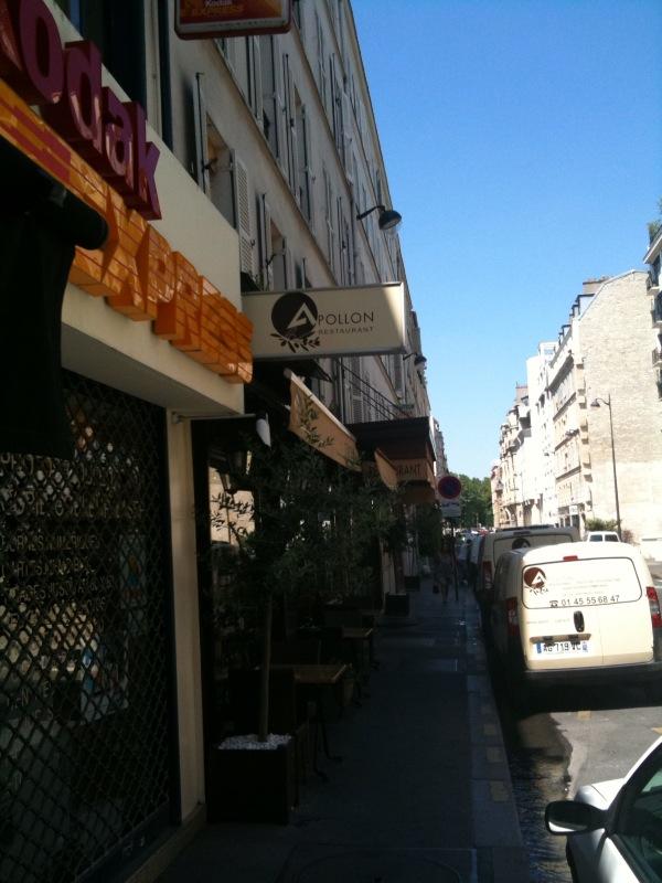 Apollon - Paris 07