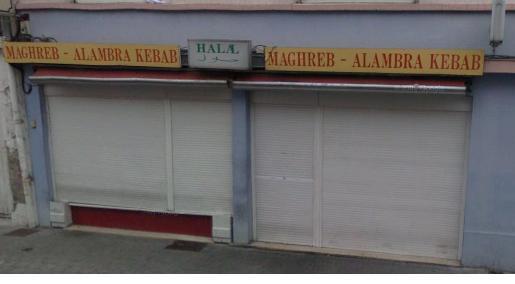 Alhambra Kebab