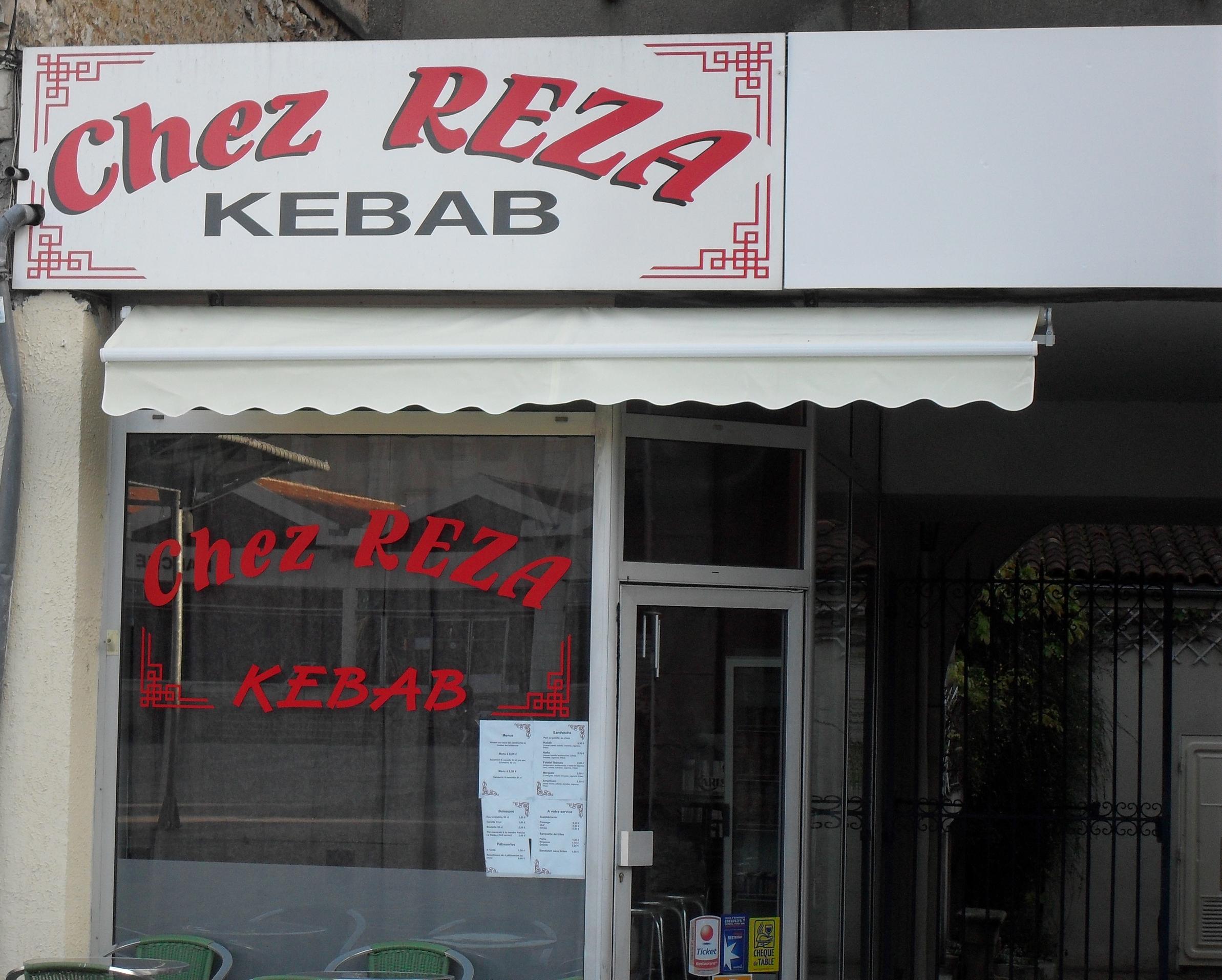 Chez Reza - Poitiers