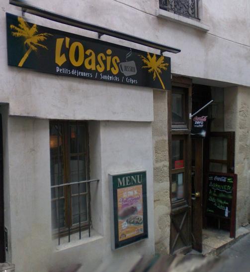 L'Oasis Jussieu à Paris 05