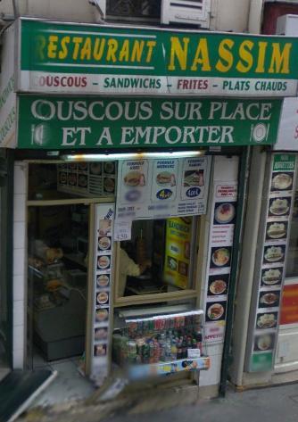 Restaurant Nassim