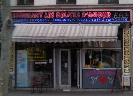 Les délices d'amour à Paris 19