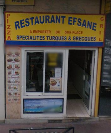 Restaurant Aya à Levallois-Perret