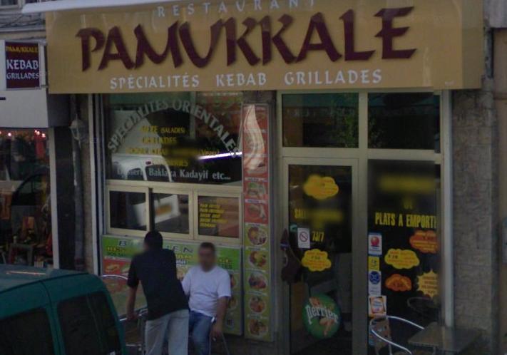 Pamukkale à Valence