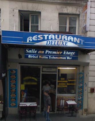Restaurant Deluxe