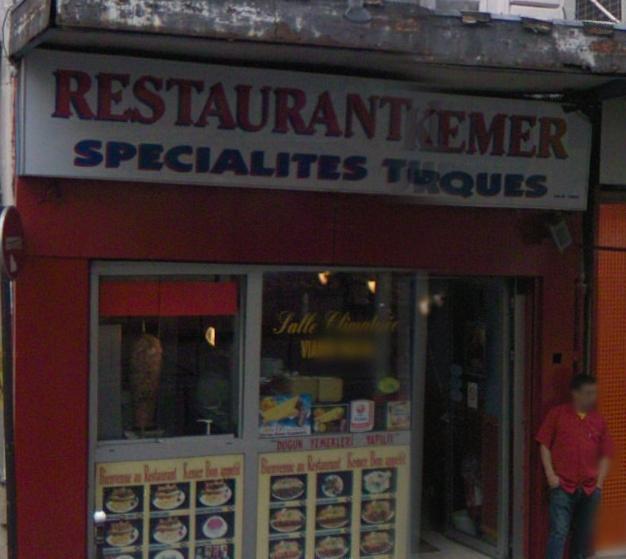 Restaurant Kemer