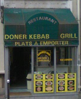 Doner Kebab Grill
